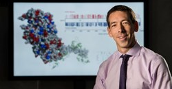 Euan Ashley and his collaborators were able to compare tissue from healthy hearts with that of failing hearts, and have discovered how genes network as the heart fails. Photo: Steve Fisch