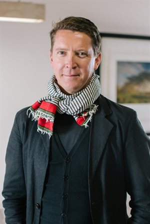 Bouwer Serfontein, director: Europe at New Urban Design and Architects