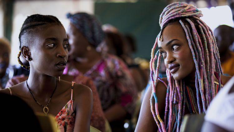Rafiki director Wanuri Kahiu talks intimate scenes and LGBTQ+ rights