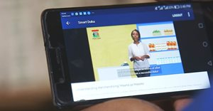 App teaches business skills to Kenyan shop owners