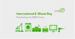 Only 20% of global e-waste recycled each year