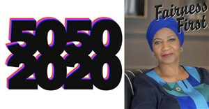 Spotlight on the 5050 by 2020 initiative and Phumzile Mlambo-Ngcuka's insights at the Women Deliver conference.