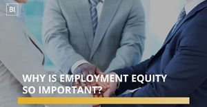 Why is the Employment Equity Act important?