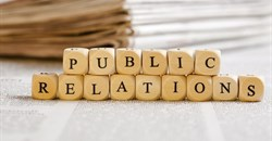 The PR industry is the most fortunate in today's world