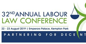 Partnering for decent work - 32nd Annual Labour Law Conference