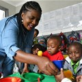 Grow ECD calls on public to support early education this Mandela Day