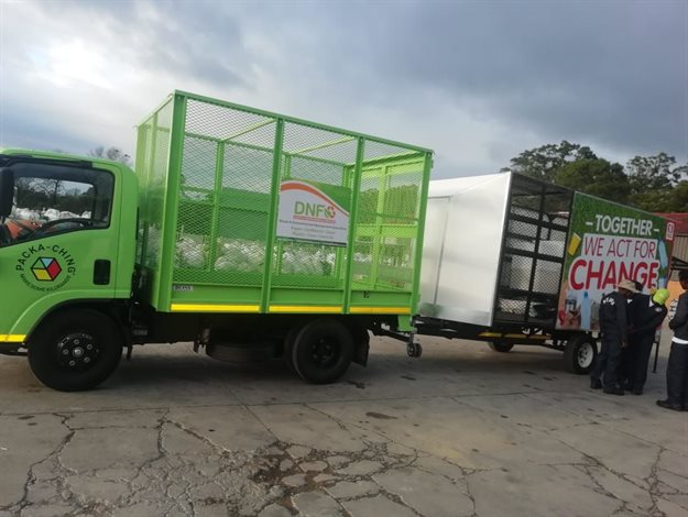 Packa-Ching recycling project launched in Thabazimbi, Limpopo
