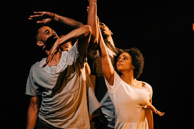 Figure Of 8 Dance Collective's Wag (Waiting) is all about soul