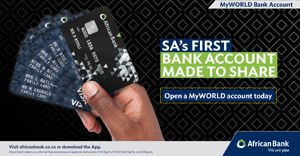 At African Bank 'Everybody is Somebody'