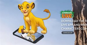 Experience Disney's The Lion King like never before with Ackermans' free augmented reality app