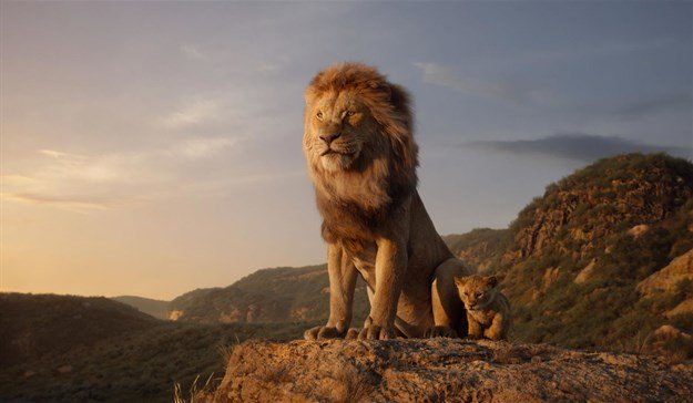 The Lion King roars to life on the big screen in a whole new way