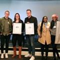 From left-right: Natalie Otte, Kantar; Jake Johnstone, Nando's; Su-Lise Tessendorf, Nando's; Adam Weber, M&C Saatchi Abel; Kgabo Kganyago, M&C Saatchi Abel; Nomaswazi Phumo, M&C Saatchi Abel; Nadine Govender, M&C Saatchi Abel.