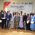 AFCON sports journalists honoured
