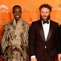 Florence Kasumba rocks David Tlale outfit at The Lion King premiere