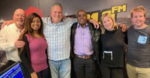 Hot cares on Hot 91.9FM to build 'A School for Madiba'