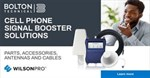 Boosting your cellular phone signal is now as easy as a click-of-a-button
