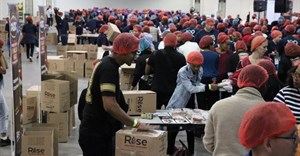 Tsogo Sun rises against hunger for Madiba