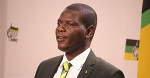 Justice and Constitutional Development Minister Ronald Lamola