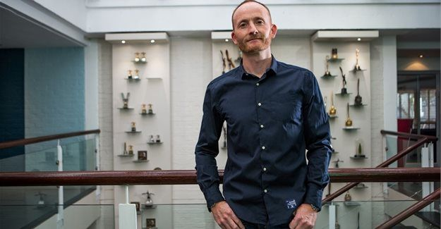 Chief creative officer, Pete Case leaving Ogilvy SA. Image supplied.