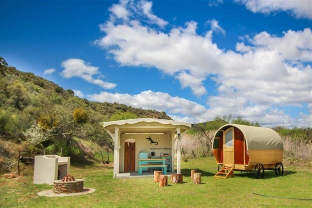 3 unique accommodation options in the Western Cape
