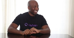 Chijioke Dozie, Carbon CEO and co-founder.