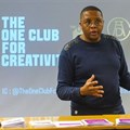 Xolisa Dyeshana at the One Club for Creativity boot camps in SA. All images provided. © Kontent Park.