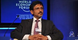 Minister of Trade & Industry, Ebrahim Patel. Credit: World Economic Forum via Wikimedia