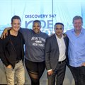 Call to cyclists to get moving and 'Ride Joburg' with Discovery and 947