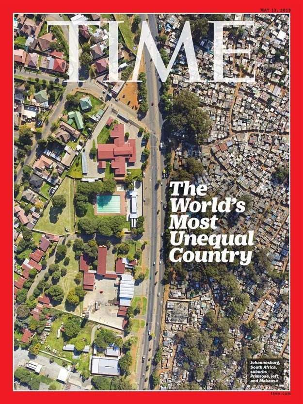 May 13, 2019, international cover of Time magazine. Image source: