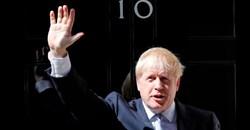 Boris Johnson. Image CNN