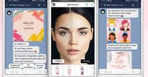 Pond's reveals AI-powered skincare bot