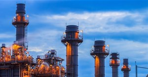 A gas-fired power station will be a cheaper option for Eskom than its current diesel plant. Shutterstock