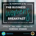 The FNB Business Women's Breakfast in association with Smile 90.4FM