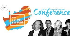 Business Heavyweights to shift perspective and drive solutionist thinking at Nation Builder's 5th In Good Company Conference
