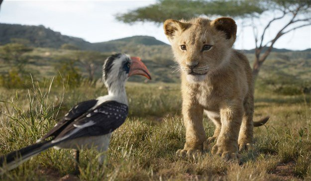 5 reasons to fall in love with The Lion King