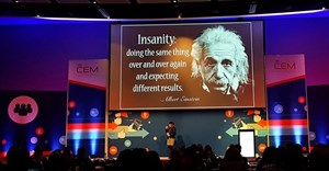 #CEM19: Experiment and break the norm in CX, fail forward fast