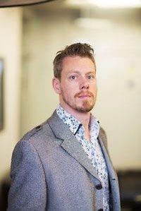Drew Sonden, solutions consultant at Blue Prism
