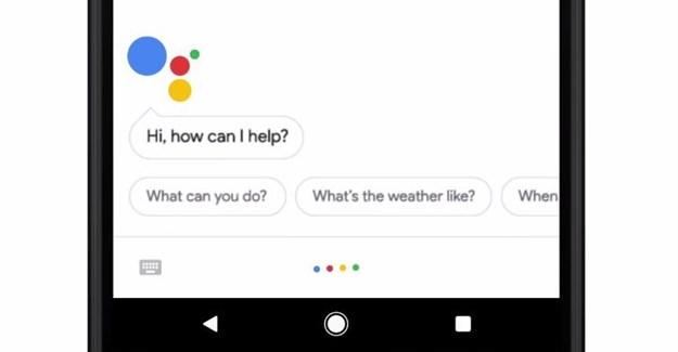 Image credit: Google Assistant.