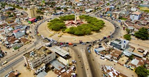 Cotonou, capital of Benin