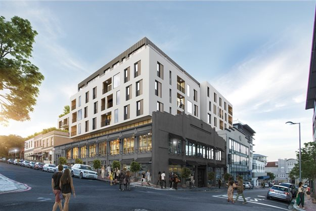 Old Cape Quarter refurbishment under way