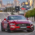 The iconic Ford Mustang legend lives on