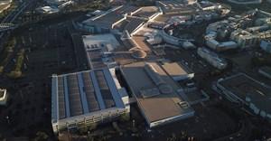 Gateway Theatre of Shopping refurbishment a success, despite challenges