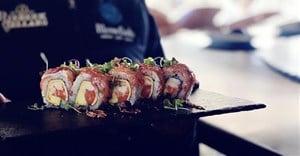 Blowfish launches cannabis oil sushi roll