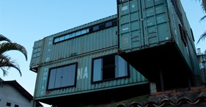 Shipping containers - an interesting alternative to traditional construction techniques