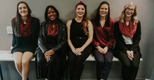 All-female student group from Vega to present at Microsoft Design Expo