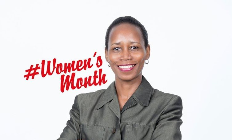 Takalani Netshitenzhe, chief officer of corporate affairs for the Vodacom Group