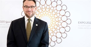 Shaun Vorster is the vice president of business programming at World Expo 2020. Image supplied.
