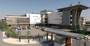 R3bn Dr Pixley Ka Isaka Seme Memorial Hospital nearly complete