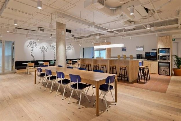 Trend Group completes fit-out of first SA WeWork office