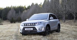 Suzuki Vitara Turbo now in South Africa